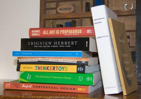 ChangeOrder 2009 Holiday Books