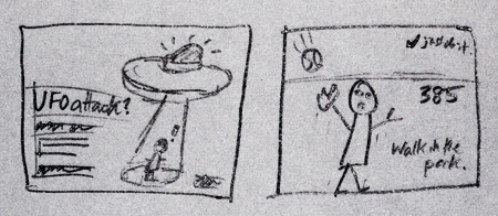 Sample Crappy Sketches