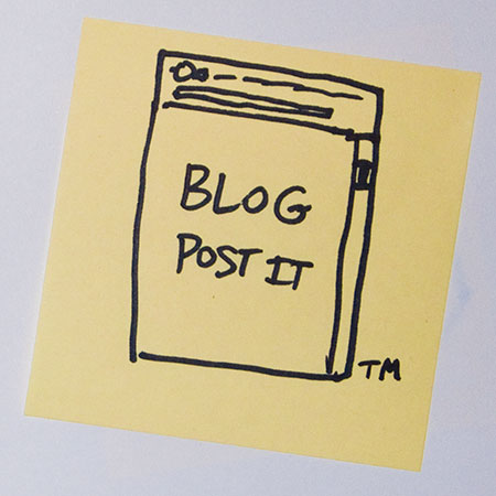 Blog Post-It