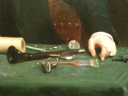Thomas Alva Edison, Portrait