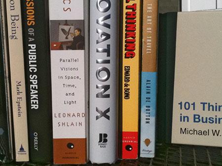 Summer bookshelf 10