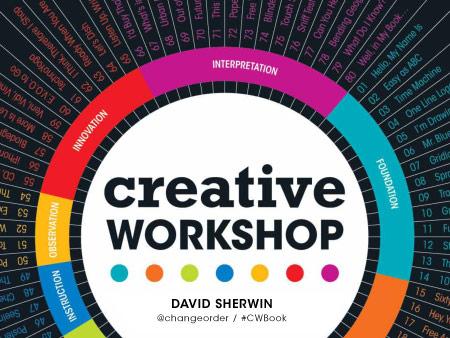 Creative Workshop SxSWi Author Talk