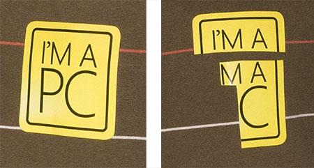 I'm a Mac. No, really.